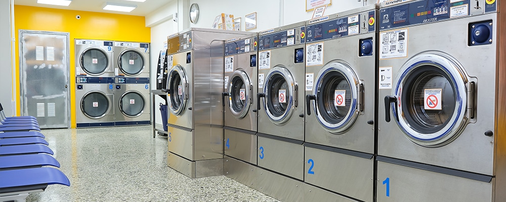 Πλυντήρια Self Service Αθήνα